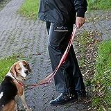 Schecker Hundesport® Regenhose für Hundehalter Gr: L Unisex 100% Winddicht 100% wasserdicht absolut und dauerhaft Regendicht bei 40° waschbar 177190