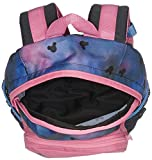 adidas Rucksack Disney Little Kids Backpack Girls, Dark Grey/Semi Solar Pink/Dark Grey/Black, 22 x 12 x 33 cm, 9.6 Liter, S14702 - 3