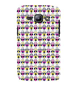 EPICCASE Bird Groupie Mobile Back Case Cover For Samsung Galaxy J2 (Designer Case)