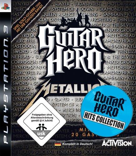 Preisvergleich Produktbild Guitar Hero: Metallica - Hit Collection