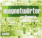 Kylskapspoesi 10005 - Küche Magnetwörter