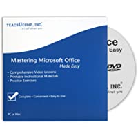 Mastering Microsoft Office 2013 Training - 42 Hours of Video Tutorials for Access, Excel, OneNote, Outlook, PowerPoint…