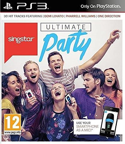 Ps3 Singstar - SingStar : ultimate