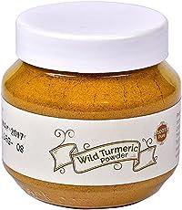 Looms & Weaves Ayurvedic Natural Wild Turmeric Powder 250 Grams