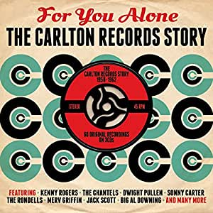 For You Alone - The Carlton Records Story