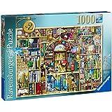 Ravensburger 19418 - Magisches Bücherregal 2, 1000 Teile Puzzle