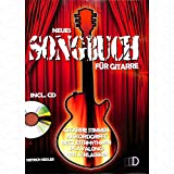 NUEVO Song libro para guitarra-Arreglados para Acordes de guitarra--con CD [de la fragancia/Alemán]