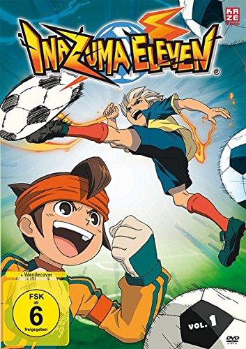 Inazuma Eleven - Vol  1 (Episoden 1-7)