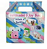 #9: Fujifilm Instax Mini 9 Joy Box (Ice Blue)