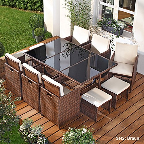 rattan gartenm bel f r anspruchsvolle gartengenie er garten themenguide. Black Bedroom Furniture Sets. Home Design Ideas