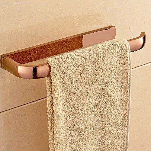 Rose gold bathroom accessories for Bathroom decor amazon