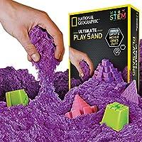 National Geographic 81273 - Juguete de arena, color morado