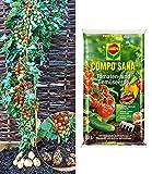 BALDUR-Garten TomTato® & COMPO SANA® Tomaten- und Gemüseerde,1 Set
