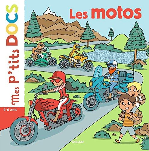 Les motos par Stéphanie Ledu