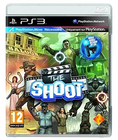 The Shoot (jeu PS Move)
