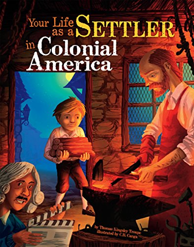 Descargar Ebooks Torrent Your Life as a Settler in Colonial America (The Way It Was) PDF Gratis Sin Registrarse