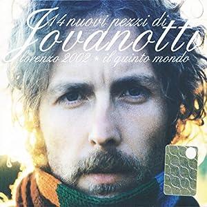 Jovanotti - Lorenzo 2002 - El quinto mundo