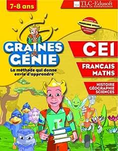 Graines de génies Français et Maths CE1