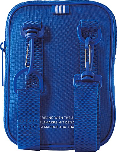 adidas Unisex Festvl B Trefoi Tasche Blau - (AZUL