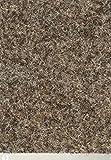 Nadelfilz-Teppich in der Farbe beige-braun | Nadelvlies-Auslegeware in der Breite 2m x Länge 1,5m | Filz-Bodenbelag als Meterware erhältlich | robust & rutschfest, Beanspruchungsklasse (BK33)