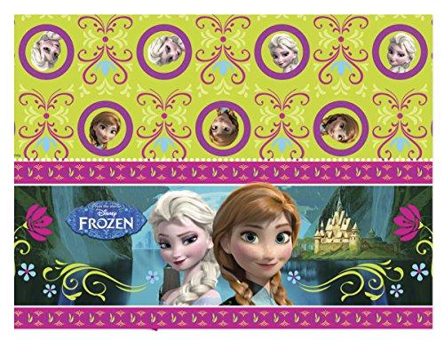 Tischdecke Sport-thema (Disney 82502P - Frozen Tischdecke)
