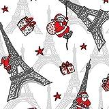 Ambiente–servilletas de papel (Dinner/Party aprox. 33x 33cm Christmas in Paris