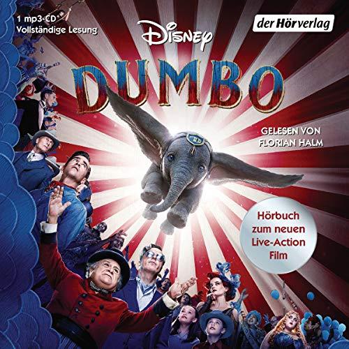 Dumbo: Hörbuch zum neuen Live-Action Film