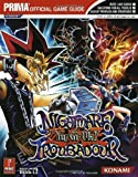 Yu-GI-Oh! Nightmare Troubadour: Prima Official Game Guide by Prima Temp Authors (13-Sep-2005) Paperback