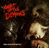 Original Soundtrack: Night of the Demons (Audio CD)