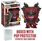 Funko Pop! Holidays - Figura de vinilo Krampus Chase Limited Edition