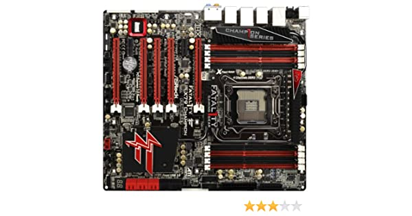 DOWNLOAD DRIVER: ASROCK FATAL1TY X79 CHAMPION INTEL RSTE