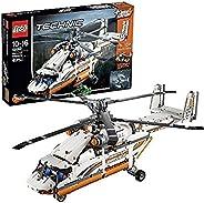 LEGO Technic 42052 - Schwerlasthubschrauber, Fortgeschrittenes Bauspielzeug