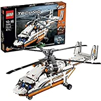 LEGO 42052 Technic Heavy Lift Helicopter Building Toy