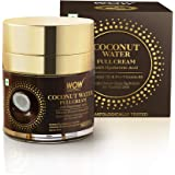 WOW Skin Science Coconut Water Full Cream with Hyaluronic Acid for Deep Hydration and Youthful Skin for sensitive and combina
