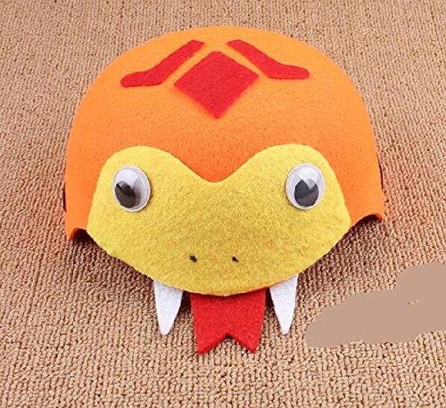 Driverder Kinder Tag Leistung Kleidung Zubehör Cartoon Tier Hut (Schlange) (Schlange Hut Kostüm)