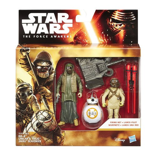 Star Wars Figure E7 (lot de 2) avec Modèle assorti