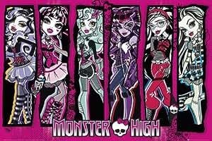 GB eye 61 x 91.5 cm Monster High Group Maxi Poster