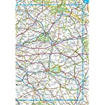 2020 Philip's Big Road Atlas Europe: (A3 Spiral binding) (Philip's Road Atlases) 19