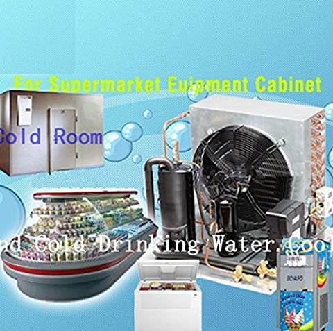 GOWE refroidissement Par air du condenseur de Table à chaud et à froid de l'eau de boisson isotherme pour boisson refroidissement mini réfrigérés systèmes d'eau