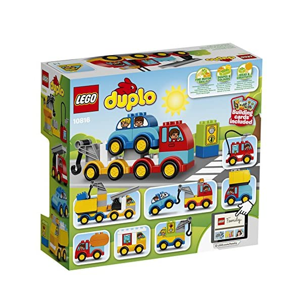 LEGO 10816 Duplo My First Cars and Trucks 3