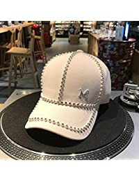 KYXXLD La Tapa Hembra perforación de Tres Dimensiones una Gorra de béisbol  Verano Sombrero para el c3b4c255650