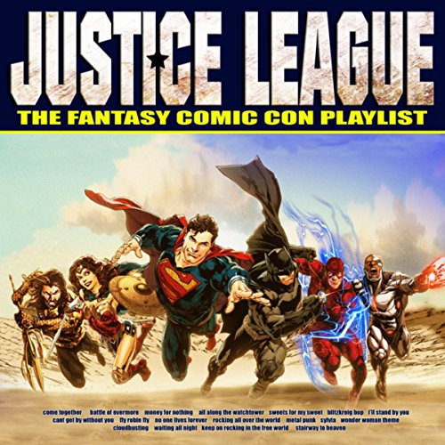 All Along The Watchtower (Justice League Watchtower)