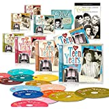 The Teen Years 14 CD Deluxe Edition Set + Bonus CD: Elvis Love Songs + Free Double DVD: Rock'n'Roll Legends In Concert + Booklet by Beach Boys, Ben E. King, Big Bopper, Big Dee Irwin, Bill Haley, Bob Luman, Bobby Darin, Bobby Day, Bobby Helms, Bobby Vee, Bobby Vinton, Brenda Lee, Brian Hyland, Browns B. Bumble & The Stingers (2014-08-03)