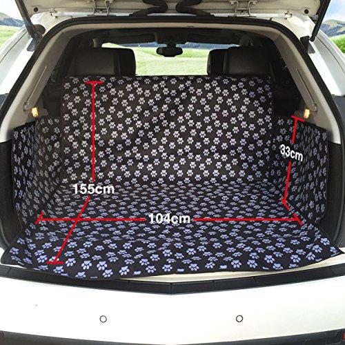 matcc car boot liner protector pet cover liner protector durable waterproof pet car back seat. Black Bedroom Furniture Sets. Home Design Ideas