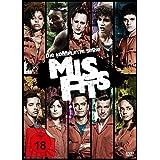 Misfits-die Komplette Serie