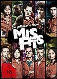 Misfits - Die komplette Serie [13 DVDs]