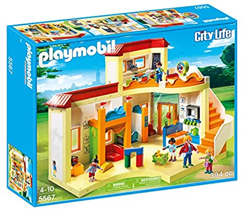 Playmobil - 5567 - Jeu De Construction - Garderie