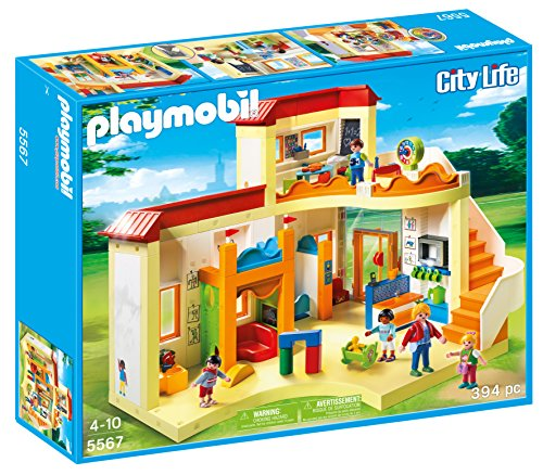 Playmobil Playset - Guardería (5567)