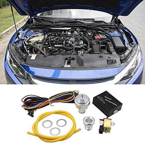 Kit de válvula de soplado para automóvil con motor diésel, alivio de presión electrónico.