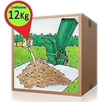 """AZIMUTHCOMPOST Compostaje Activador """"Compost"""" Paquete De 12 Kg"""